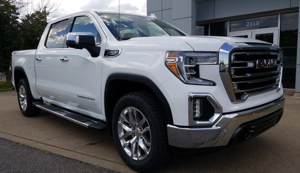 22 A 2020 Gmc Sierra 1500 Limited Overview