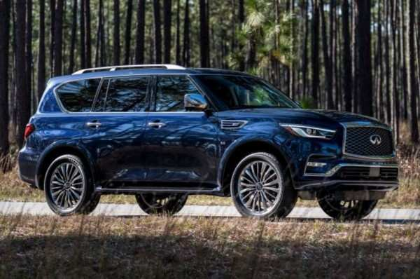 22 A 2020 Infiniti Qx80 Release Date Price And Review