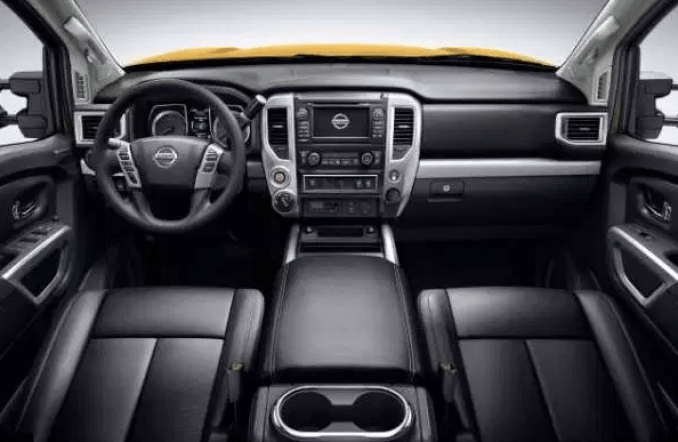 22 A 2020 Nissan Frontier Interior Configurations