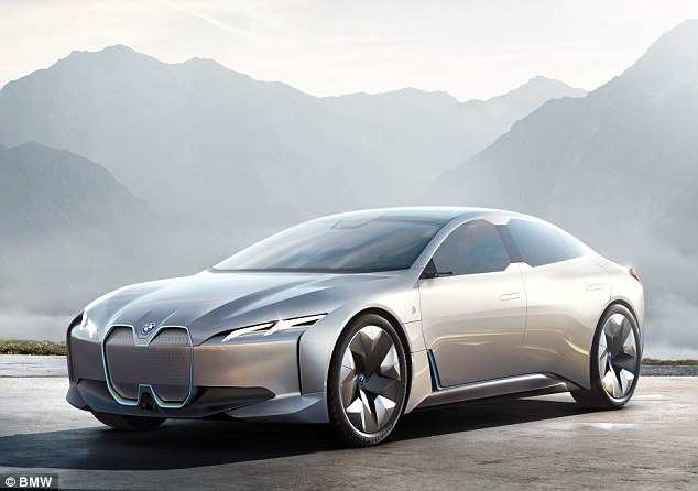22 A BMW Electric Cars 2020 History