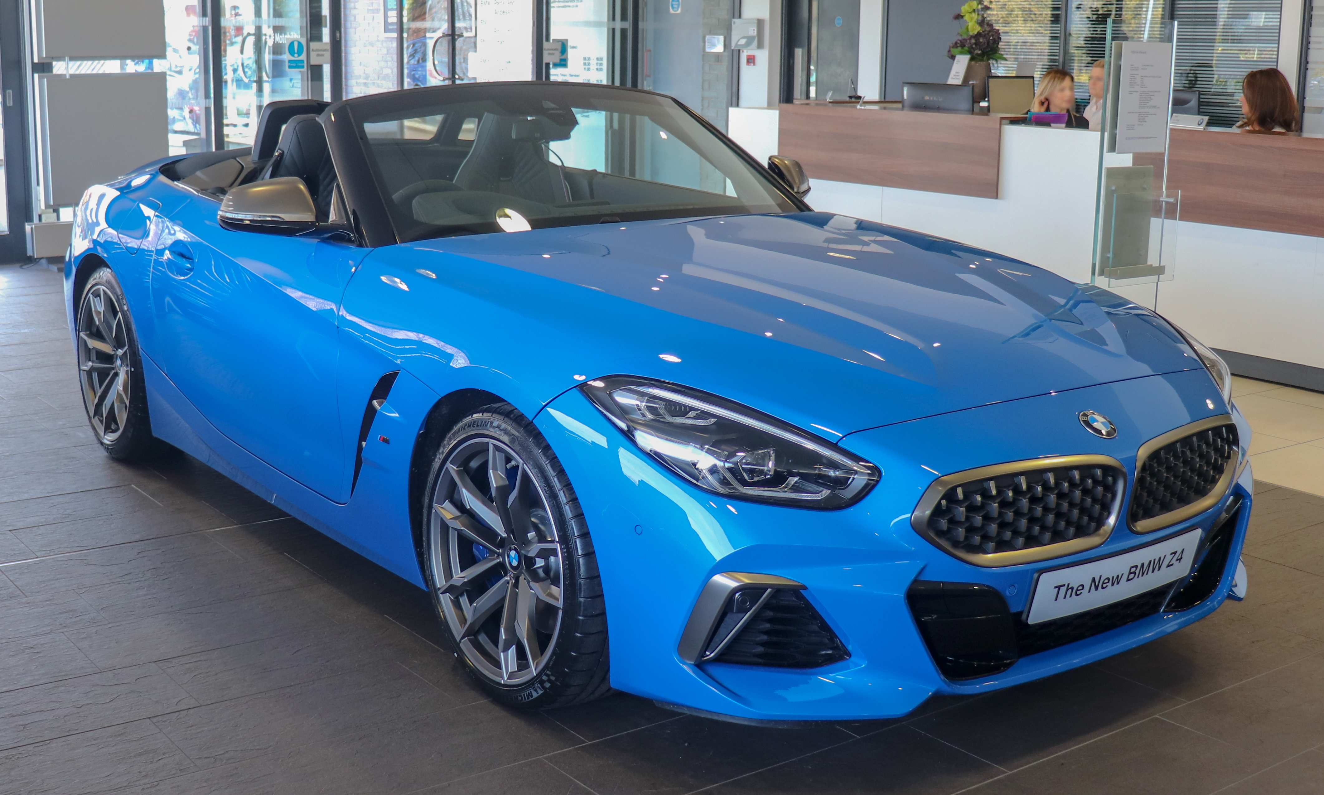 22 A BMW Z4 2020 Engine Price And Release Date