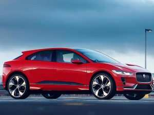 22 A Jaguar Land Rover Electric Cars 2020 History