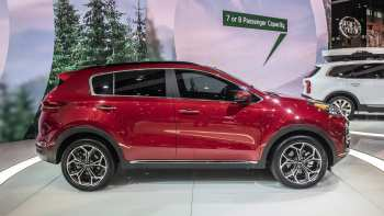 22 A Kia Crossover 2020 Pictures