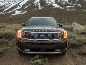22 A Kia New Truck 2020 Redesign and Concept