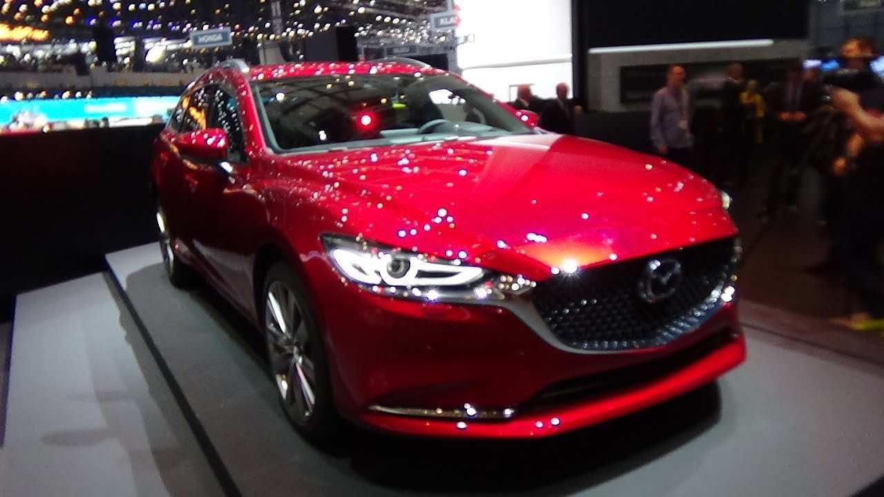 22 A Mazda 6 2019 Interior Performance and New Engine