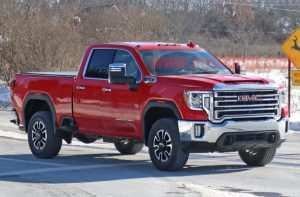 22 A New 2020 Gmc Heavy Duty Trucks History