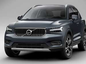 22 A New Volvo 2019 Images