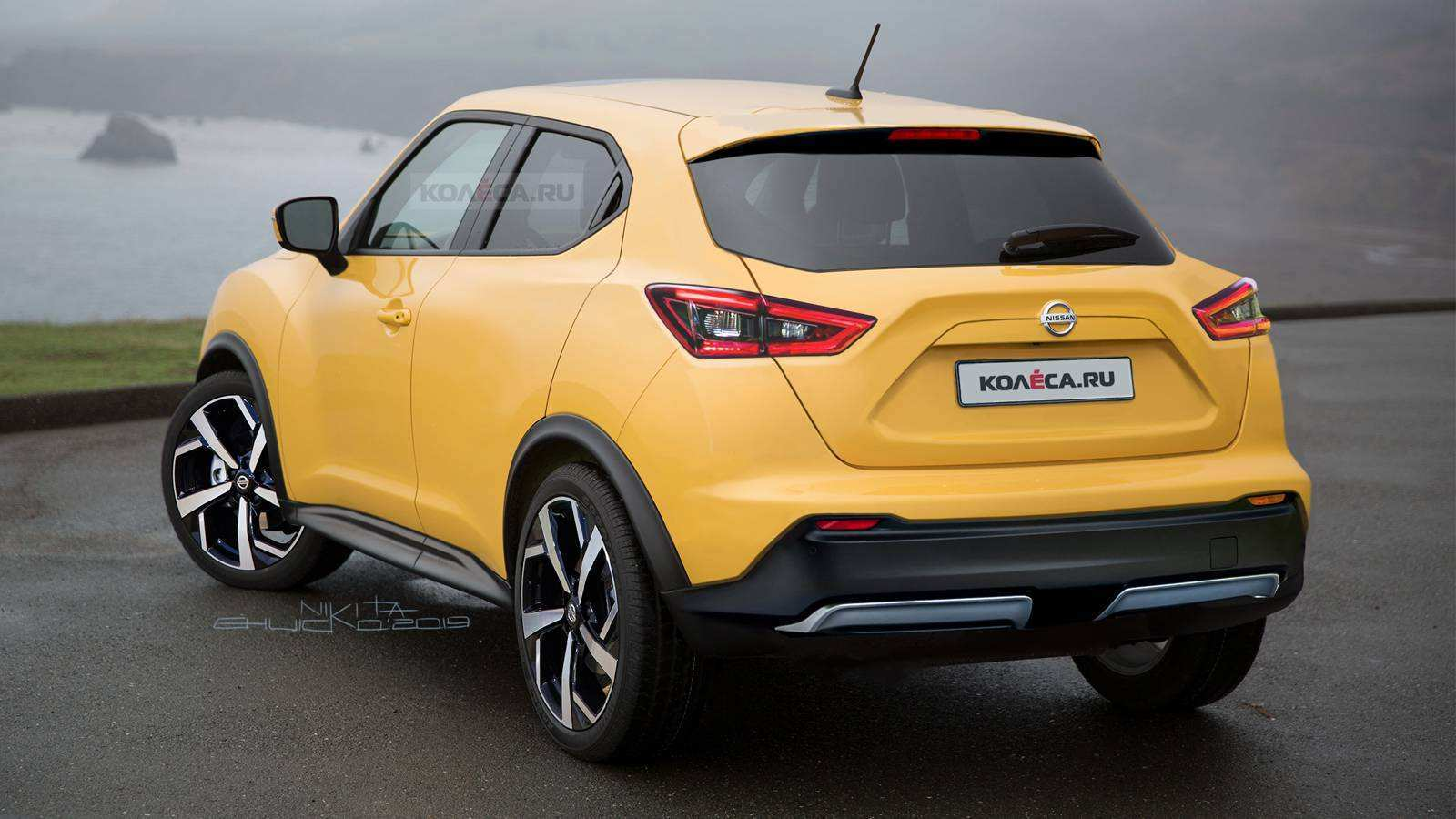 22 A Nissan Juke 2020 Spy Shots Wallpaper