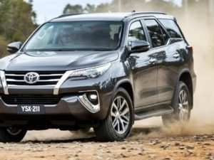 22 A Toyota Fortuner New Model 2020 Photos