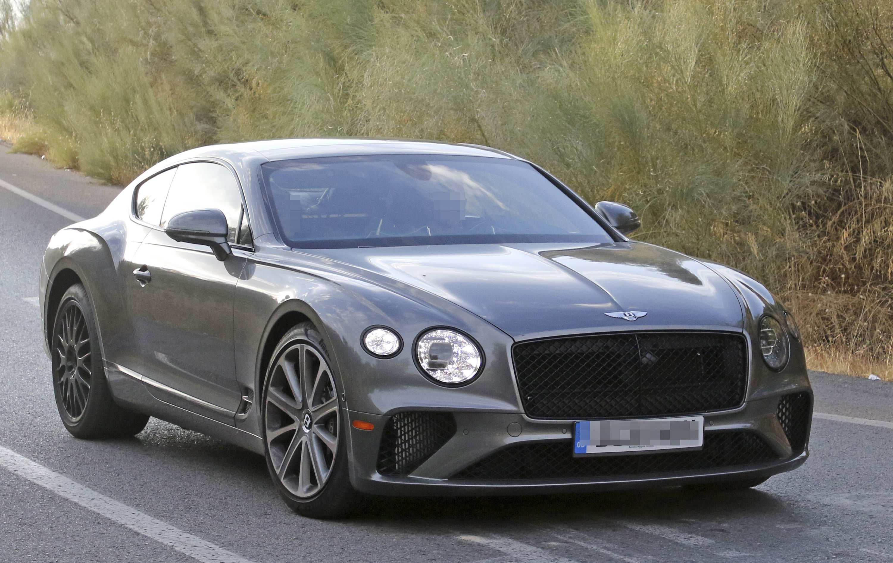 22 All New 2019 Bentley Continental Gt V8 Images