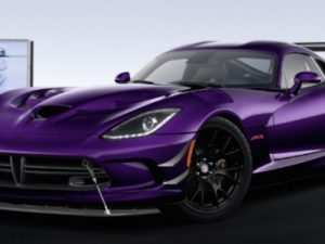 22 All New 2019 Dodge Viper Reviews