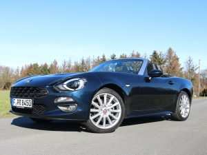 22 All New 2019 Fiat Spider Spy Shoot