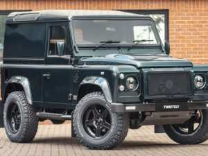 22 All New 2019 Land Rover Defender Ute Review and Release date
