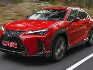 22 All New 2019 Lexus Vehicles History