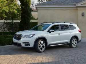 22 All New 2019 Subaru Ascent Price Redesign