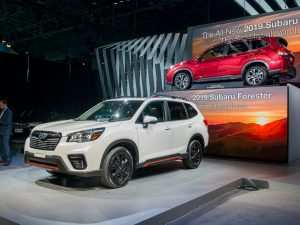 22 All New 2019 Subaru News Redesign