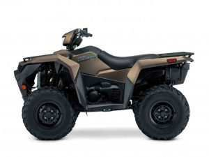 22 All New 2019 Suzuki Atv Model