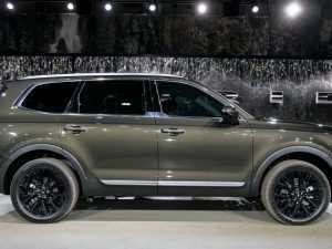 22 All New 2020 Kia Telluride Vs Dodge Durango First Drive