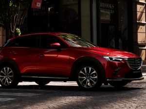 All New Mazda Cx 3 2020