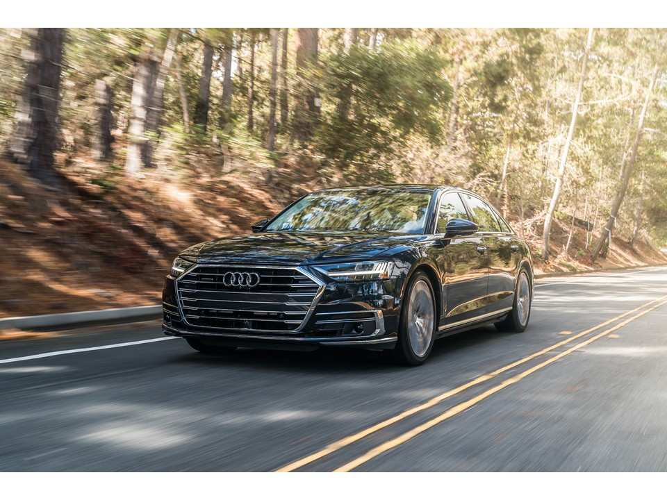 22 All New Audi A8 2019 Release Date And Concept