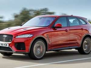 22 All New Jaguar 2019 F Pace Price and Release date