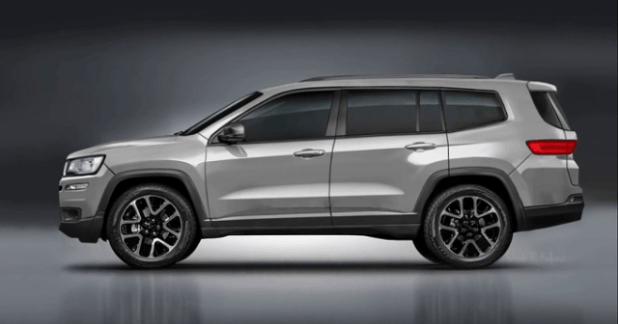 22 All New Jeep Wagoneer 2020 Overview