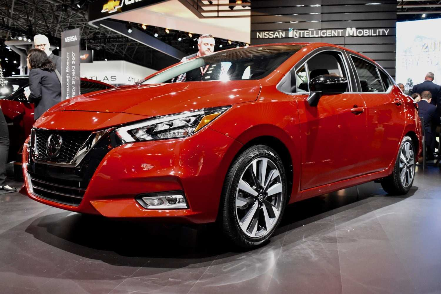 22 All New Nissan Versa 2020 Release Date Pricing