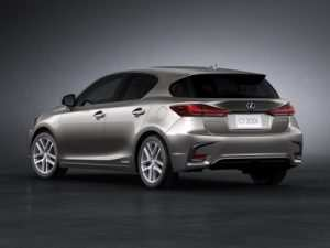 22 All New Nuova Lexus Ct 2020 Price