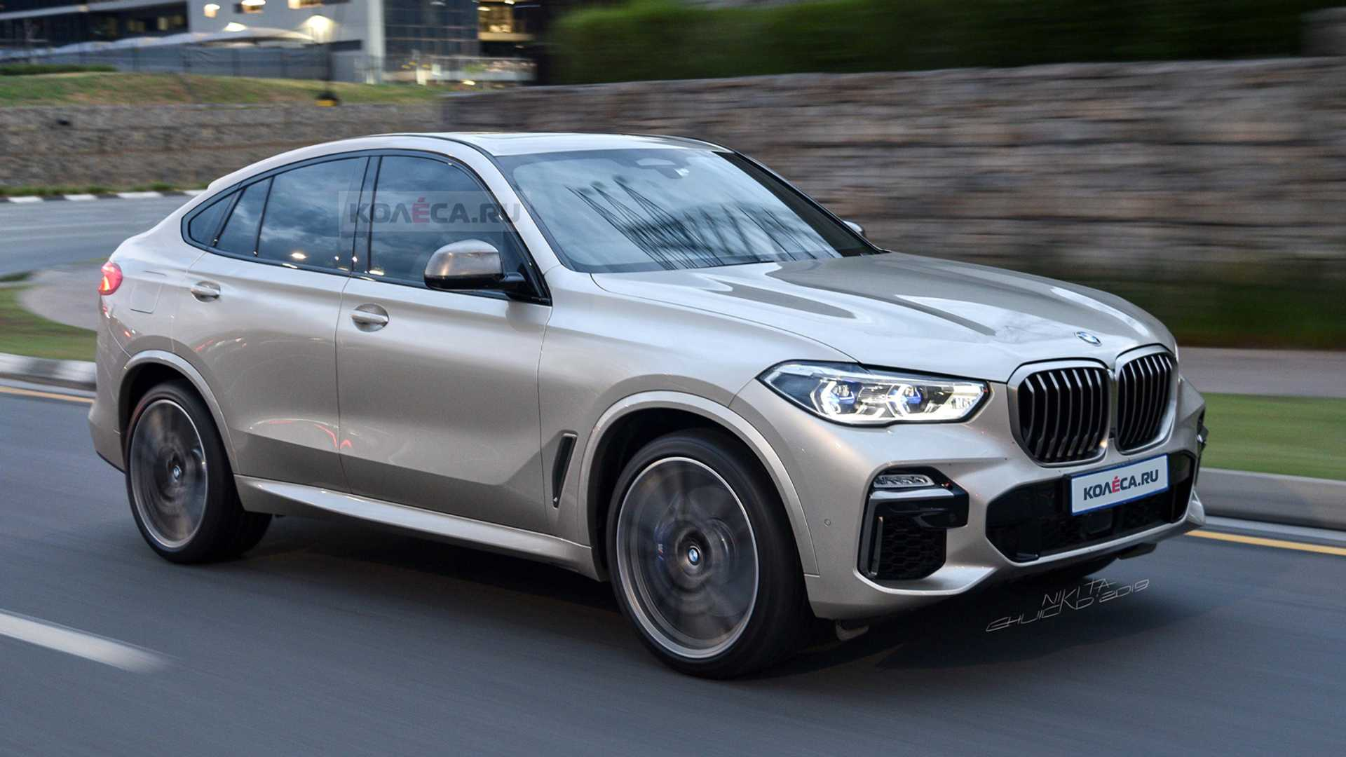 22 All New When Will 2020 BMW X6 Be Available History