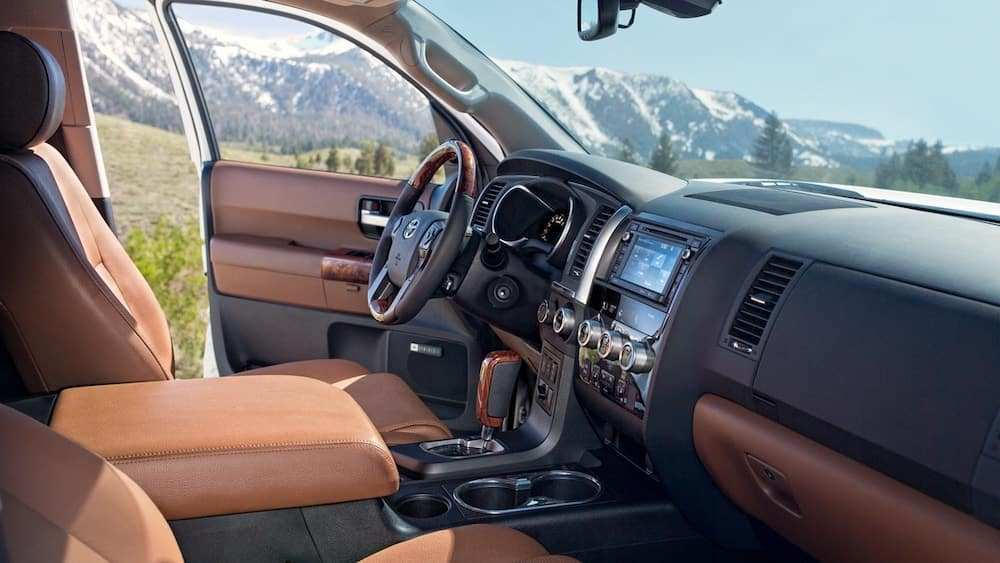 22 Best 2019 Toyota Sequoia Redesign Picture