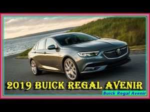 22 Best 2020 Buick Regal Avenir Redesign and Review