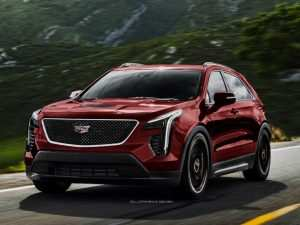 22 Best 2020 Cadillac Xt4 Release Date Review