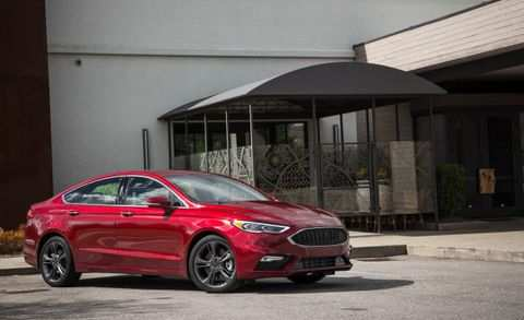 22 Best 2020 Ford Fusion Redesign Concept And Review