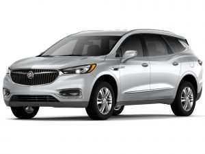 Buick Enclave 2020 Colors