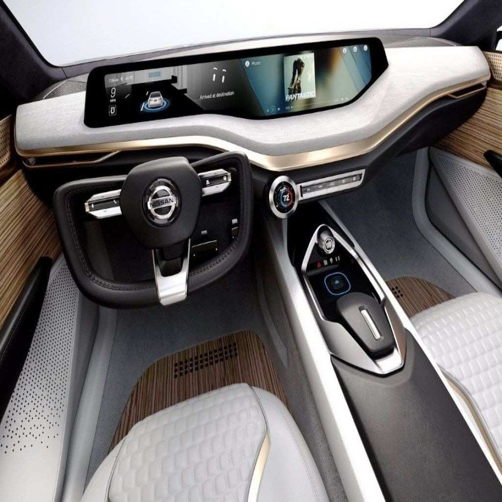 22 Best Nissan 2020 Interior Research New