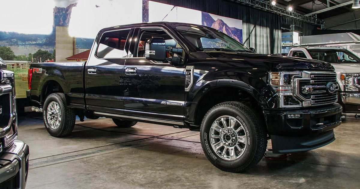 22 Best When Can You Order 2020 Ford F250 Review And Release Date