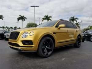 22 New 2019 Bentley Ave Model