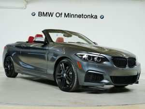 22 New 2019 Bmw 2 Series Convertible New Model and Performance