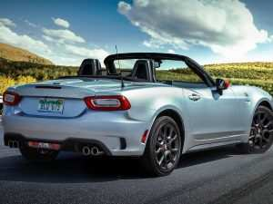 22 New 2019 Fiat Convertible Review and Release date