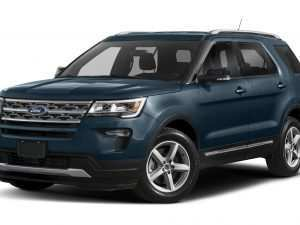 22 New 2019 Ford Explorer New Model and Performance