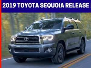 22 New 2019 Toyota Sequoia Redesign Review