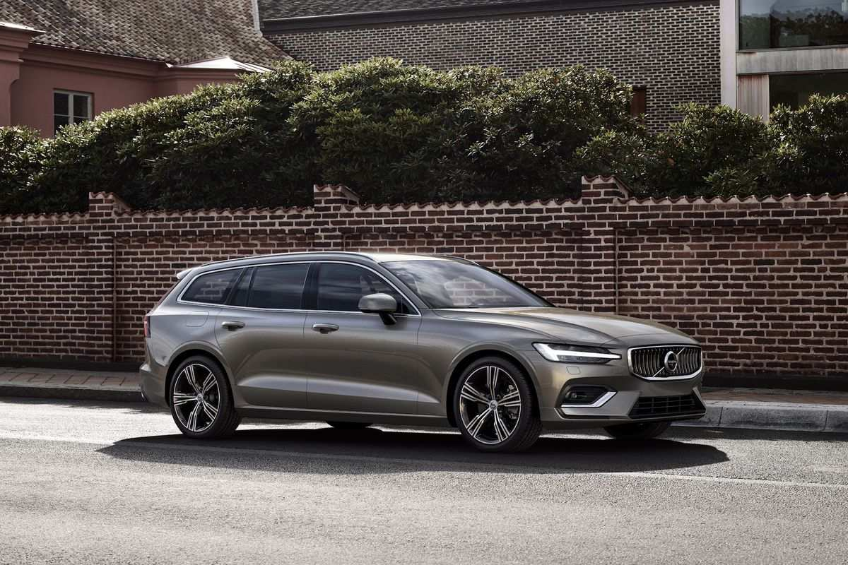 22 New 2019 Volvo Wagon Images
