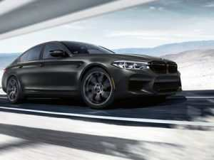 22 New 2020 BMW M5 Edition 35 Years Spesification