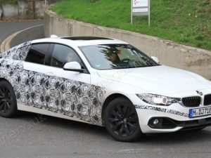 22 New 2020 Bmw 4 Series Gran Coupe Redesign and Concept
