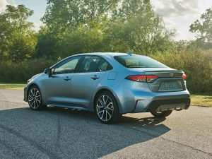 22 New 2020 Toyota Corolla Review