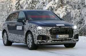 22 New Audi Q7 2020 Update Overview
