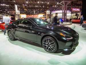22 New Lexus 2019 F Sport Redesign and Concept