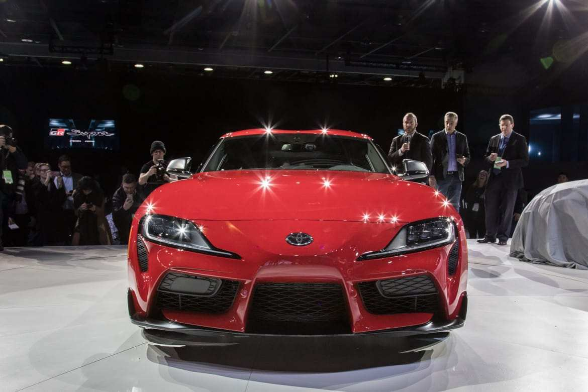 22 New Price Of 2020 Toyota Supra Redesign And Concept