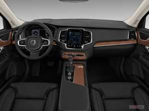22 New Volvo Xc90 2019 Interior Ratings