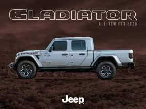 22 New When Can You Order 2020 Jeep Gladiator Spy Shoot